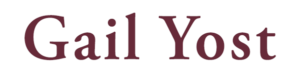 Welcome to Gail M. Yost, MA, LMFT